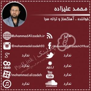پیج های رسمی محمد علیزاده